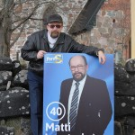 Parliamentary elections 2015, Finns Party and number 40 in Häme region