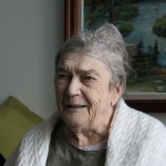Mother, 95 years old in December 2014