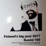 Matti Luostarinen, Cluster art, Finland's big year 2017, Suomi 100, 100 short essays on the 100 selected works. Sata esseetä sadasta teoksesta.