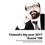 Matti Luostarinen, Cluster art -media, Finland's big year 2017 – Suomi 100