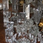 Matti Luostarinen, Cluster art, Crystal art, Finnish design in 1960-70
