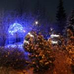 Winter Garden/    Talvipuutarha 2014