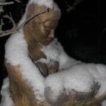 Talvipuutarha/ Pumpulienkeli