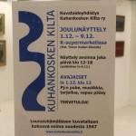 Kuhankosken kuvataidekillan joulunäyttely 1.12 – 9.12. 2012