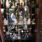 Cluster art, trophy cabinet, Luostarinen