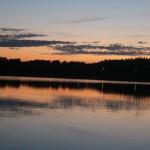 Cluster Art, Matti Luostarinen in Cluster: Sun rise, Sun set..