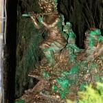 The Garden od Cluster Art, Matti Luostarinen