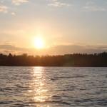 Kaukjärvi, Lake Kaukjärvi in the city of Forssa and Tammela