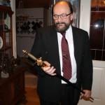 Matti Luostarinen, Cluster art, PhD and ScD doctor sword. Matti Luostarinen 65-years old