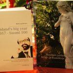 """Matti Luostarinen. Cluster art. """"Finland's big year 2017- Suomi 100"""" """"Suomen juhlavuoden 2017 blogi- ja esseekirja – Suomi 100"""""""