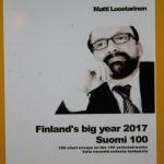 Matti Luostarinen. Finland's big year 2017 – Suomi 100. Lahja sinulle kotisivultani. Kerää koko sarja tai anna lahjaksi.