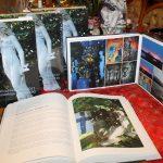Matti Luostarinen. Cluster art. Art of Clusters. Books of Cluster art in 2018.