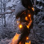 Matti Luostarinen. Cluster art, art of clusters. Merry Christmas and Happy New Year 2020.