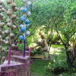 Matti Luostarinen. Cluster art. Cluster art garden. Finlnd's big year 2017 – Suomi 100
