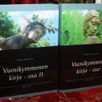 Matti Luostarinen. Vuosikymmenen kirja – osa I ja osa II, kuvitettuina.