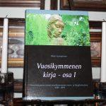 Matti Luostarinen. Vuosikymmenen kirja – osa I ja osa II, kuvitettuna.