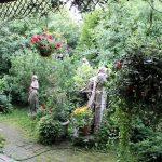 Prof, PhD, ScD Matti Luostarinen. Cluster art. Cluster art garden. Finsome.fi