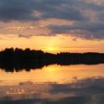 Matti Luostarinen, Cluster art, Ecological cluster, Kaukjärvi lake