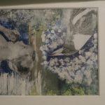 Matti Luostarinen. Cluster art. Collage art of Outi Huhtala.