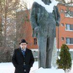 Matti Luostarinen, Cluster art, Juhani Aho, Iisalmi