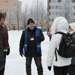 Matti Luostarinen, Cluster art, Municipal elections in 2017, Forssa Finland 100 years