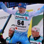 Matti Luostarinen, Cluster art, Nordic World ski Championships Lahti