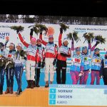 Matti Luostarinen, Cluster art, Nordic  World ski  Championship Lahti