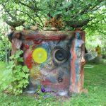 Matti Luostarinen. Cluster art. Art of Clusters, Cluster garden.