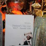 Matti Luostarinen. Cluster art. Finland's big year 2017 – Suomi 100.