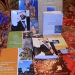 Cluster art, Matti Luostarinen, monographs books in 2005-2013